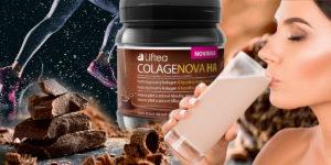 Oblíbená Colagenova HA s obsahem hydrolyzovaného kolagenu a kyseliny hyaluronové teď potěší i vášnivé milovnice čokolády.