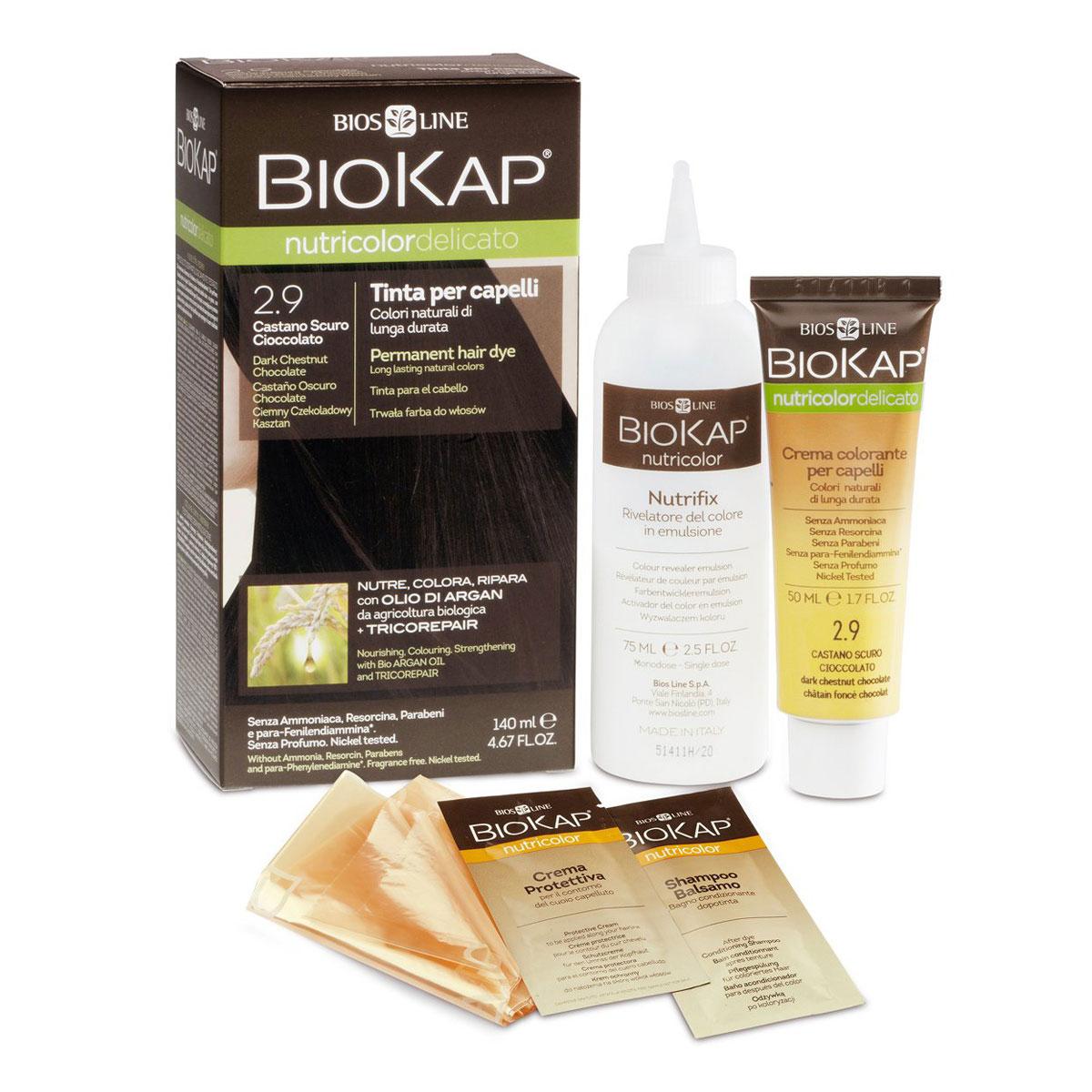 Liftea představuje Biosline – odborníka na přírodní vlasovou péči