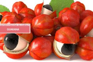 Guarana – jedna ze superpotravin na hubnutí.