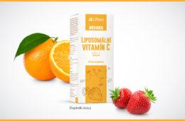 Liftea Liposomální vitamín C